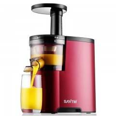 SAVTM/狮威特 JE-07榨汁机家用全自动果蔬多功能迷你学生炸果汁机 渣汁分离 低速慢磨 十年包换 终身质保